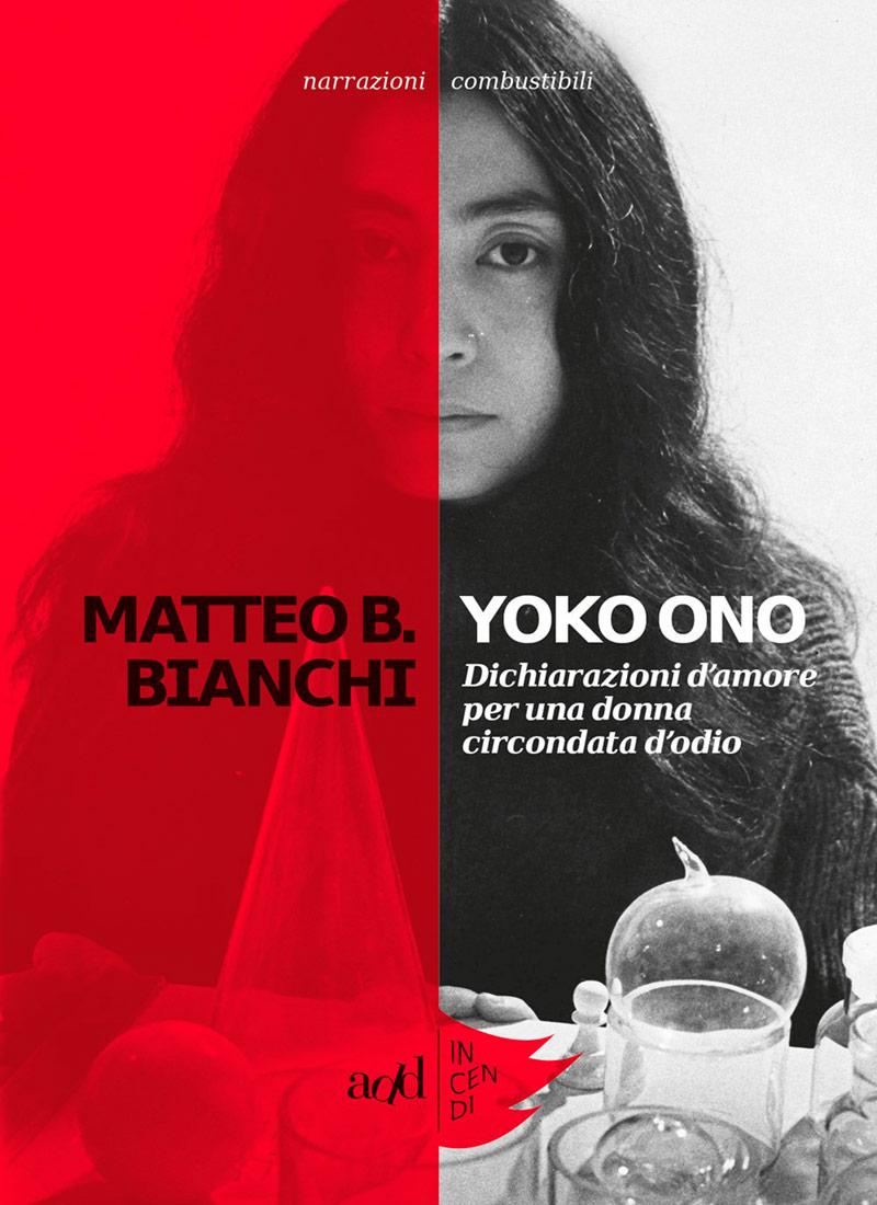 Yoko Ono Matteo BBianchi